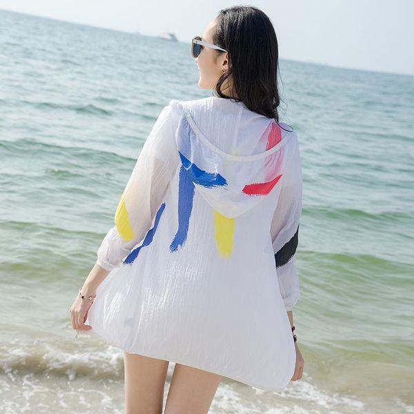 beach sunscreen coat