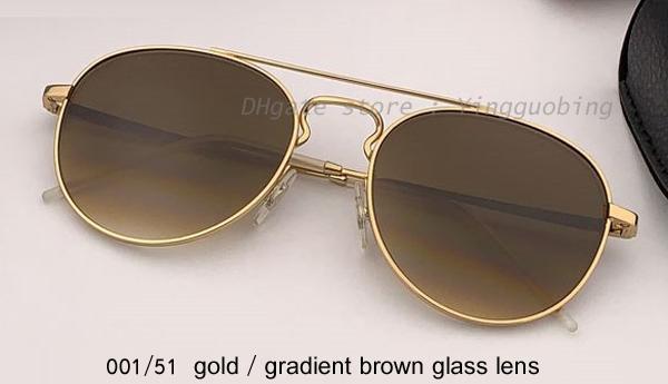 001/51 altın / gradient kahverengi mercek
