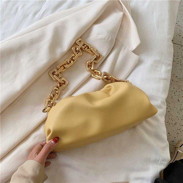 elegante amarillo