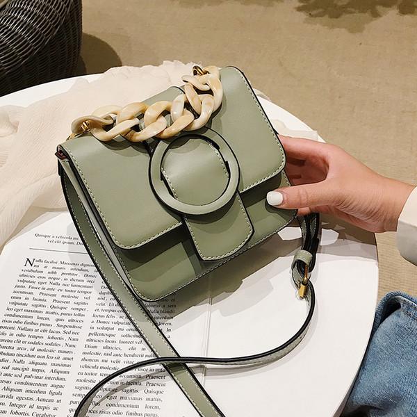Belt Design Mini Crossbody Bags For Women 2019 New Summer Travel Shoulder Messenger Bag Ladies Small Phone Purses and Handbags