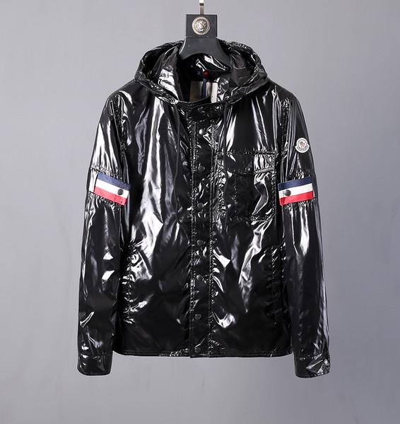 Pantera de los hombres de impresión de bordado piloto chaqueta de invierno otoño nueva moda abrigos chaqueta masculina casual prendas de vestir exteriores slim fit tallas grandes