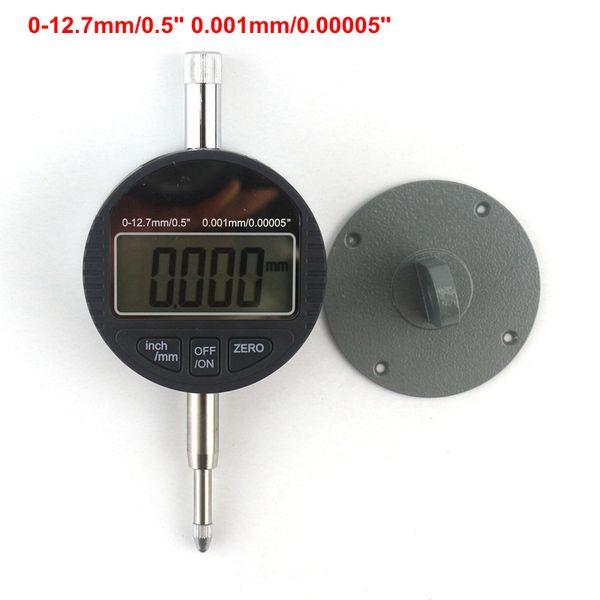 best selling Digital Thickness Gauge Tester 0-12.7mm 0.5