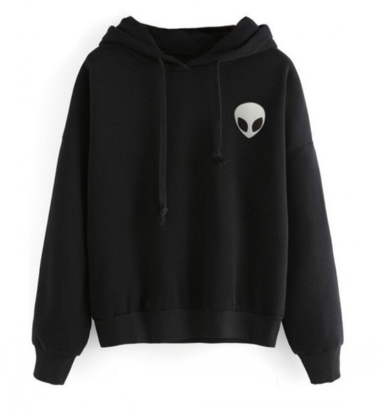 2019 New Spring Autumn Hoodies Loose Cotton Fleece Womens Fashion Hoodies and Sweatshirts,Fashion Sweatshirt with hood #9015