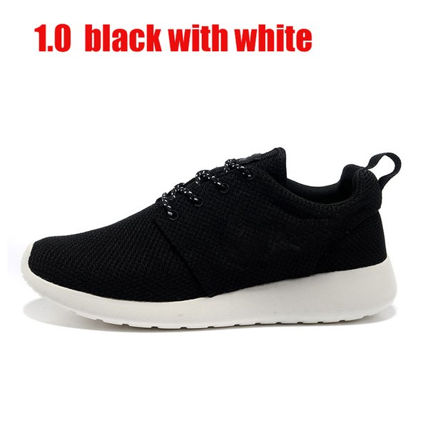 1.0 negro con símbolo blanco 36-45