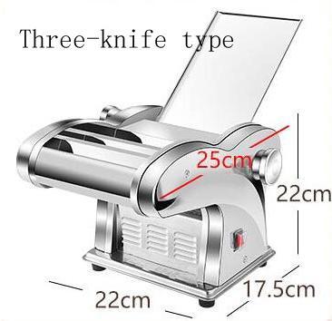 Тип с тремя ножами