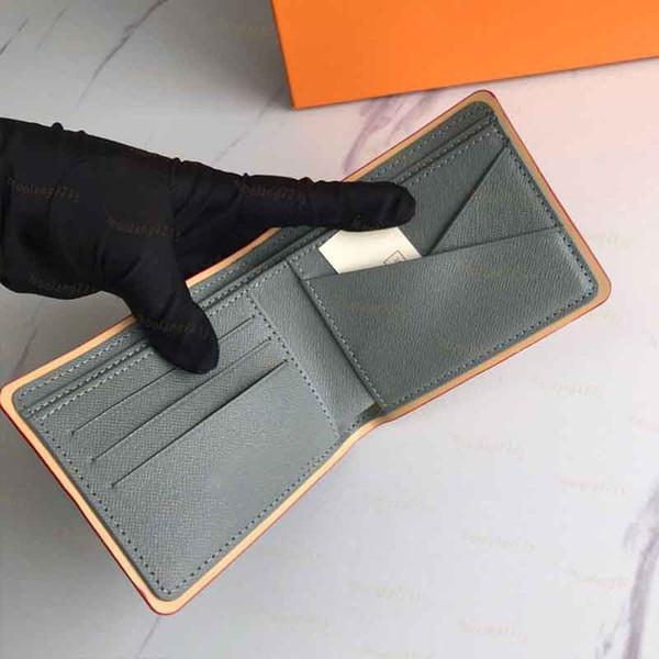 Grey-short wallets