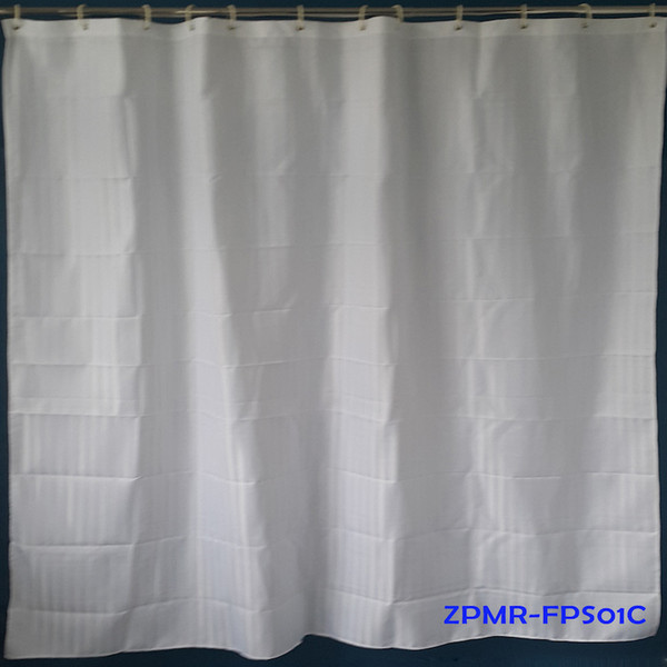 Shower Curtain Bath Curtains Bathroom For Bathtub Bathing Cover Extra Large Wide