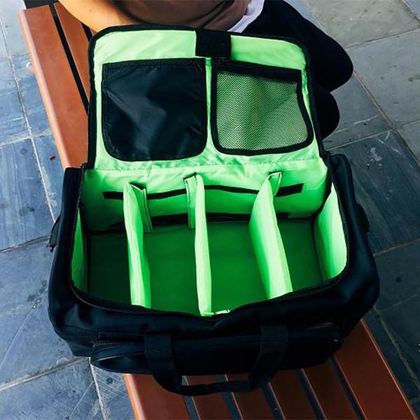 Nuova borsa da viaggio di design SNKR 19ss Borsa da donna di design da uomo nero Borsa da viaggio di grande capacità bianca da viaggio