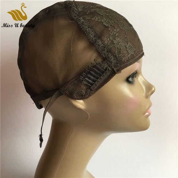 jüdische Mütze dunkelbraun