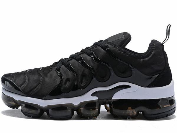 Sıcak Tasarımcı hava TN Artı Erkekler Kadınlar Sarı Üçlü Beyaz Siyah Gümüş Hiper Menekşe Volt rahat Eğitmenler Spor Ayakkabı Sneakers Boyutu 36-45
