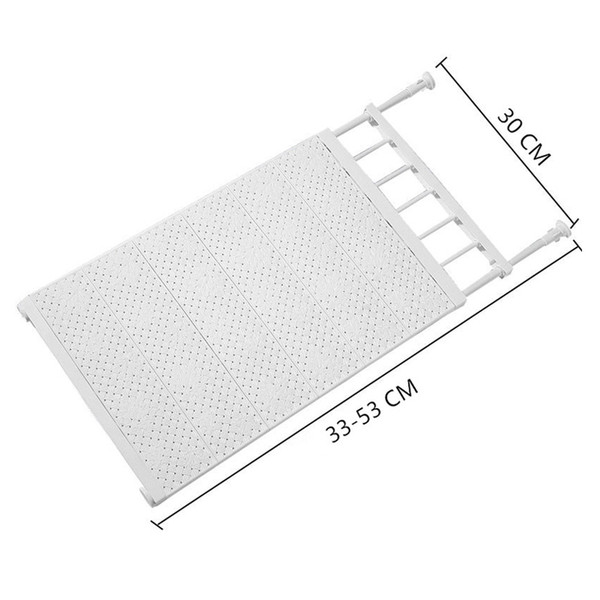 White 33-53cm Width 30cm