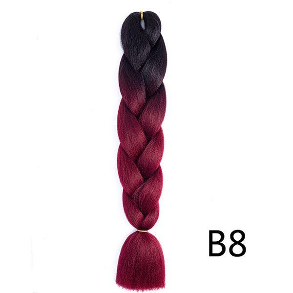 색상 B8