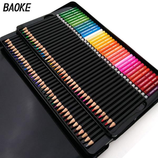 Compre 72 Lápiz Para Colorear Fine Art Lapis De Cor 72 Cores Lápices De Colores Profesionales Artista Lapis Crayones Lápices De Dibujo Al Por Mayor A