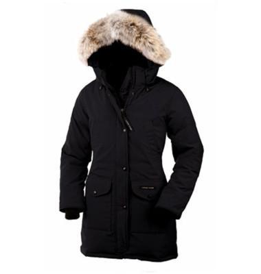Kanada stil Winter warm parka frauen lange parka femme jacke mujer echt pelzkragen Verdickung Baumwolle Jacke Womens Outwear