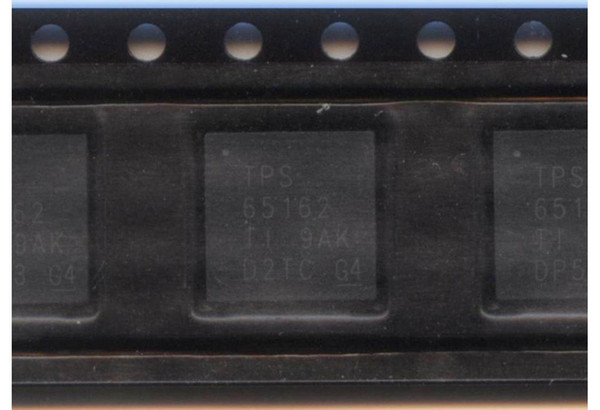TPS65162 Compact LCD Bias IC With High Speed Amplifier for TV-LCD Panel