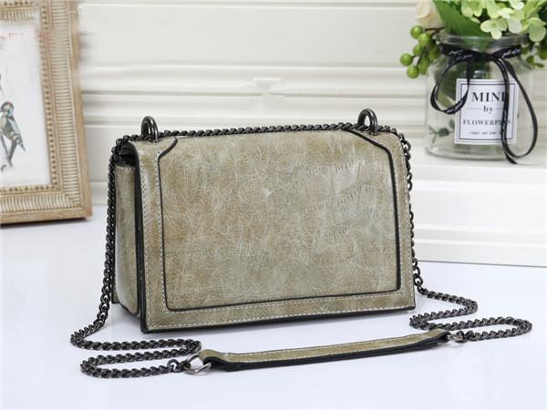 2019 vente chaude sacs à main designer de gros femmes luxe sacs à bandoulière messenger sac à bandoulière en chaîne sacs à main en cuir de bonne qualité 5 couleurs
