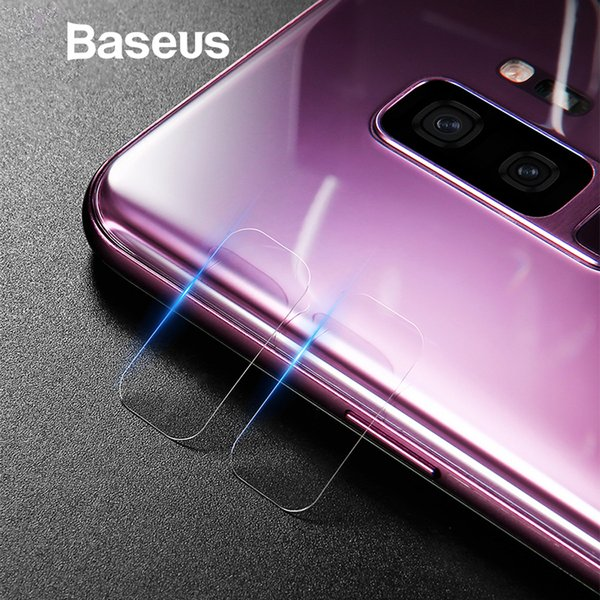 0.15mm Ultra Thin Camera Lens Protector For Samsung S9 9H Scratch Proof Camera Lens Glass For Samsung Galaxy S9 S9 Plus