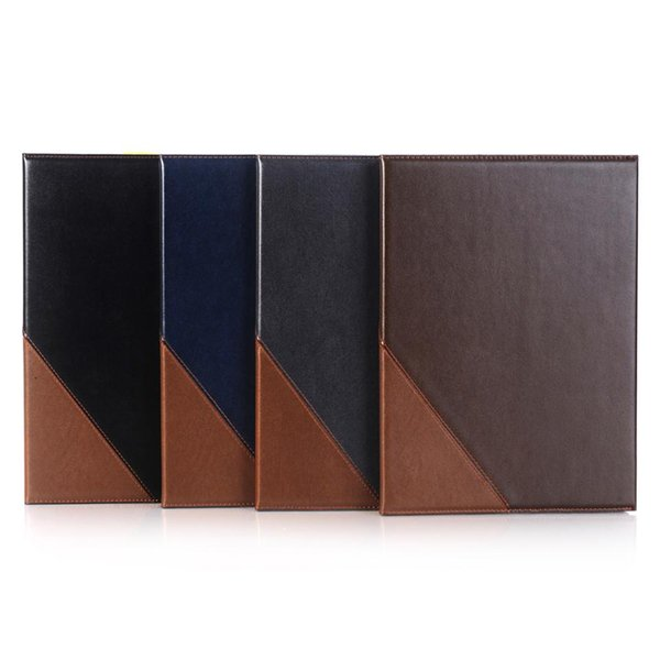 Business PU Leather Kickstand Pad Tablet Cover Case With Card Slot for New iPad 5 6 Air 2 9.7 10.5 12.9 Mini1 2 3 4 Pro 9.7 OPP