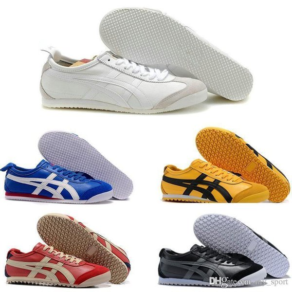 best website bb371 5f9bb 2019 New Asic Gel Kayano 23 Tiger Running Shoes Men'S Breathable Buffer  Shoes Black White Red Classic Outdoor Tennis Shoes Women Sneakers From ...