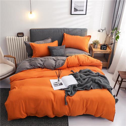 오렌지 회색