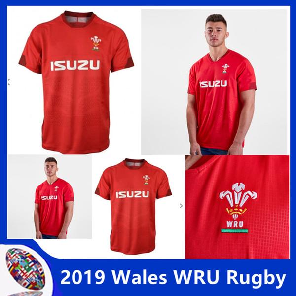 fa7bd830c Wales WRU 2018 19 Home S S Replica Rugby Shirt top new rugby Wales WRU 2018  19 Ladies Home S S Replica Rugby Shirt size S - 3XL