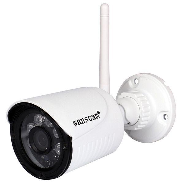 WANSCAM K22 Wireless WiFi / Motion Detection Alarm/ Waterproof IP66 / Triple Digital Zoom / HD Infrared Night Vision Network Surveillance C