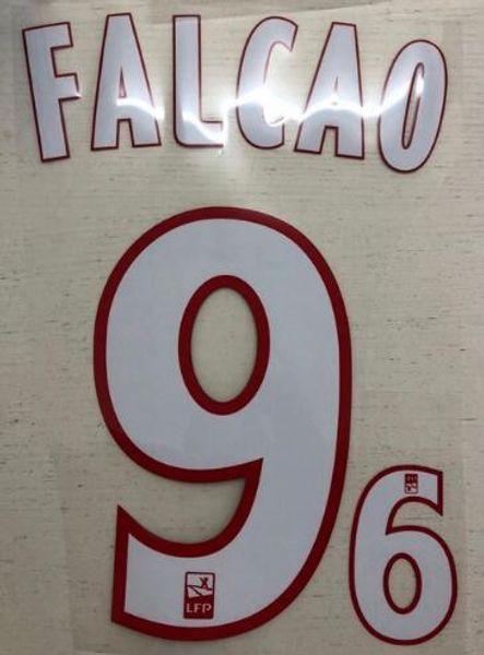 White Red #9 FALCAO