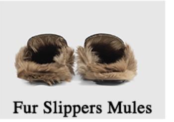 Muñecas de piel mulas