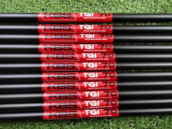 Brand New KBS TGI Golf Graphite Shaft 60/70/80 Graphite Golf Shaft for Golf Irons Wedges
