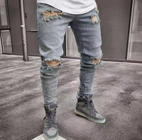 Biker Jeans 15