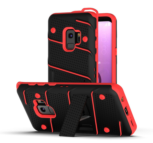 For Samsung S9 S9Plus Phantom of the movie 2 in 1 Europe USA Best Selling Shockproof Anti-drop Phone Case