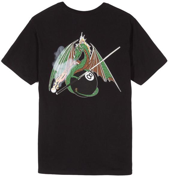 T-shirt di marca di alta qualità T-shirt di marca di alta qualità