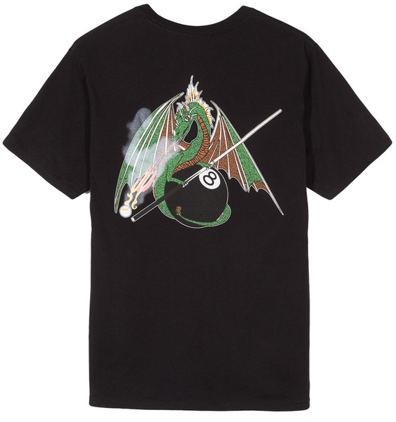 T-Shirts Marque De Luxe De Haute Qualité Street Tee Logo