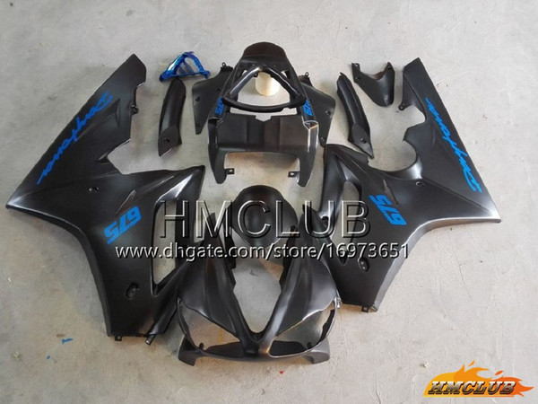 No. 17 Matte black