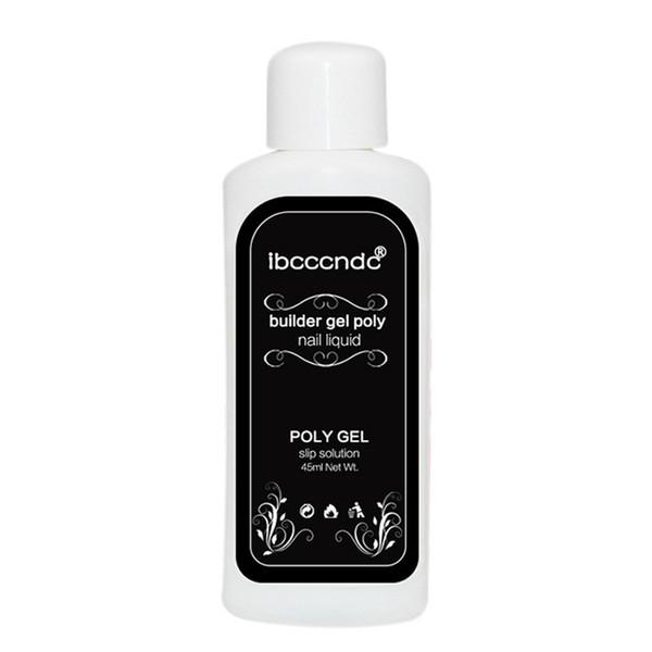 Ibcccndc 45Ml Professional Acrylic Liquid For Nail Art Tips Ibcccndc Poly Gel Nail Liquid Gel Polish Varnish Thick Jell