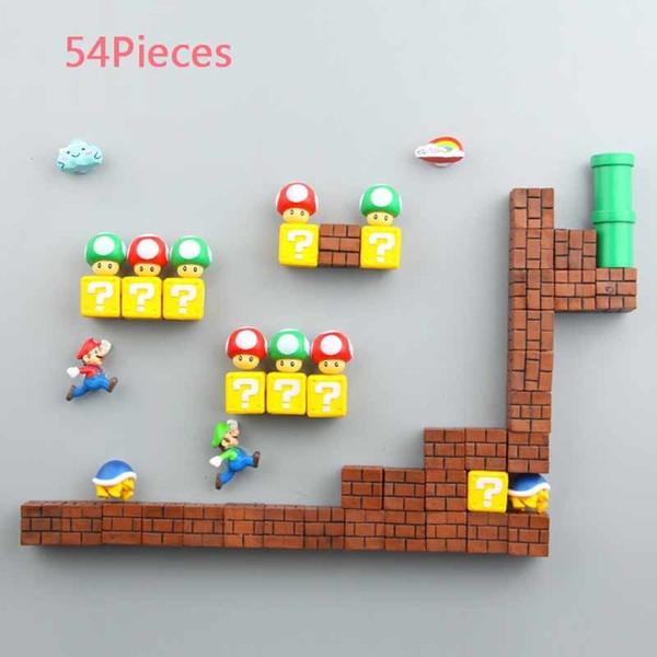 54 Kombinasyonlar
