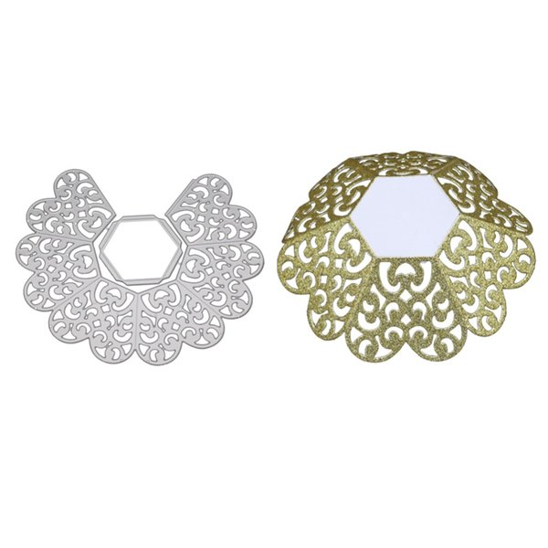 Nice Hollow fruit plate Frame Metal Cutting Dies Stencils for DIY Scrapbooking/photo album Decorative Embossing DIY Paper Cards