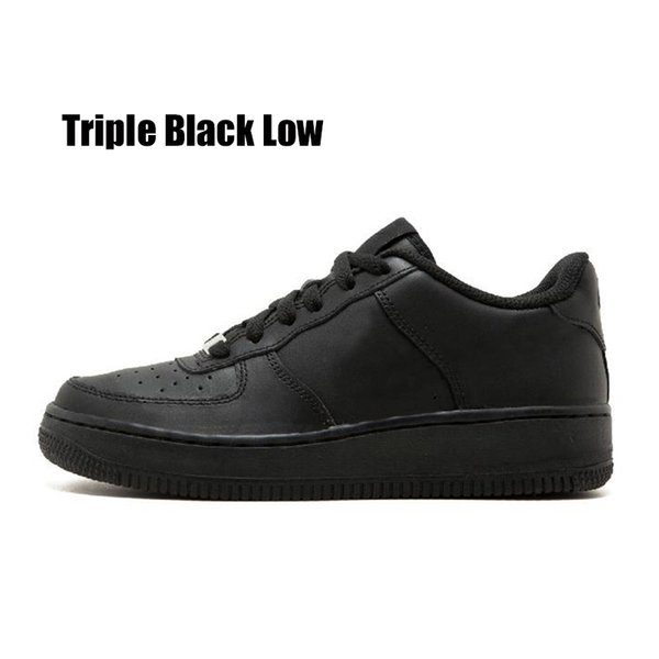 Triple Black Low