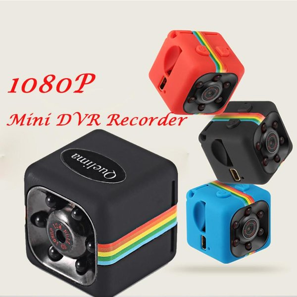 Quelima SQ11 Mini Full HD 1080P DV Camera DVR Recorder Camera RD underwater aksiyon kamera drop shopping