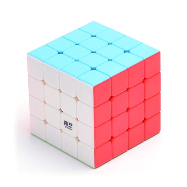 QIYI Cubes 4X4X4 For Magic Cube Master Spinner Speed antistress Neo Cubo Magico For Children Adult Educational Toy
