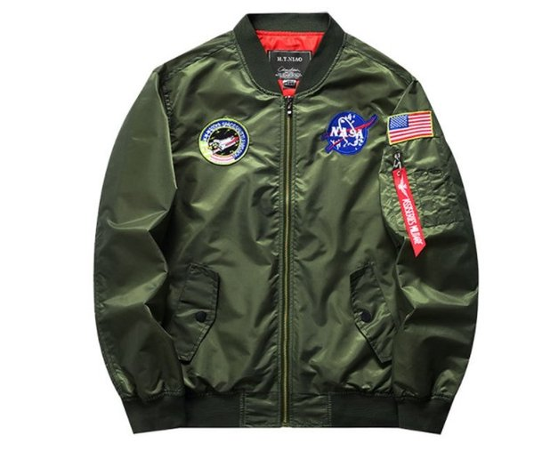 2019 Yeni Tasarımcı Erkek Womans Casual Trend İnce Uçuş Ceket Marka Coats WINDBREAKER Yüksek Kalite Ceket Casual M-6XL Coat B101448Q