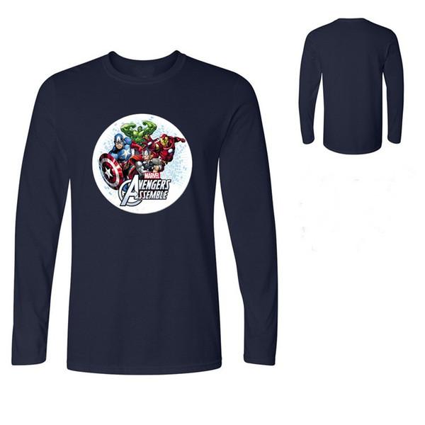 Man fer t-shirt ete nouveaute Deadpool t-shirts Comique Marvel Avengers T Shirt hommes super-heros Captain America Spider Tees
