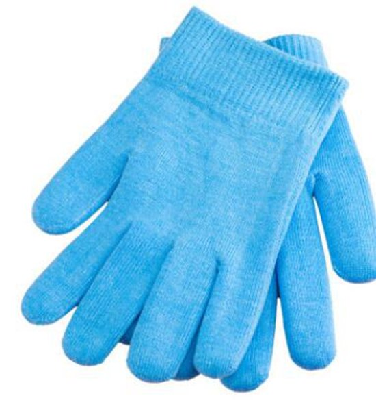 blue glove 1lot=1pair=2pcs