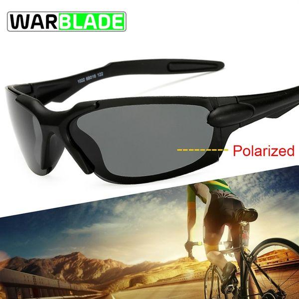 f61742341a WarBLade 2018 Gafas Ciclismo Polarizado Bicicleta MTB Road Bike Gafas  Hombres Mujeres Deporte al aire libre