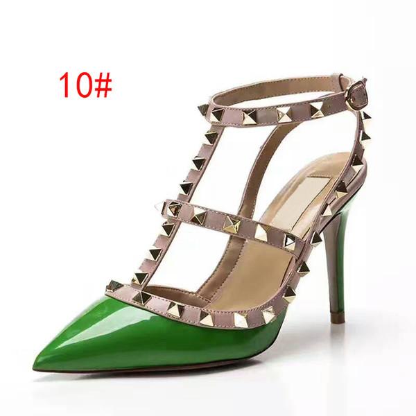 10 # verde