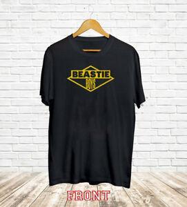 Beastie Boys Diamond Logo RoPrint Music Maglietta da uomo BlaPrint T Shirt