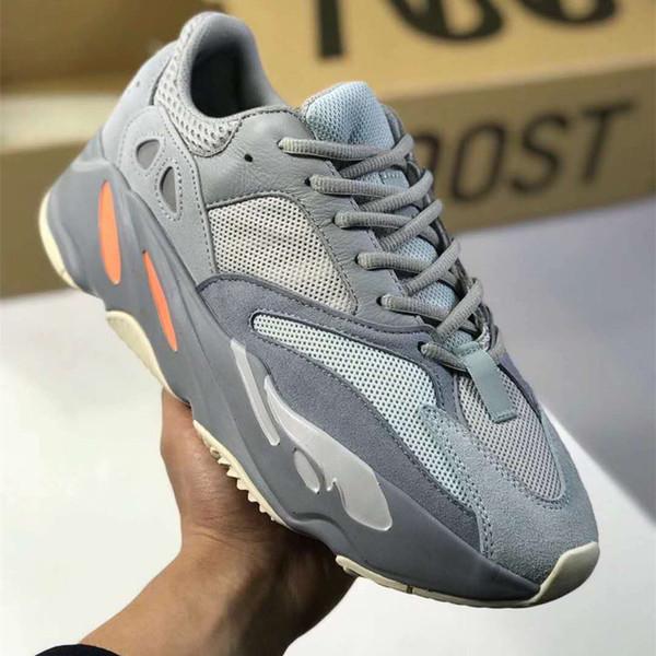 2019 nouveau Top Originaux authentiques 700 V2 Tephra FU7914 Utility Noir 3M Reflective Kanye Hommes Ouest Femmes Chaussures de course Sport Sneakers