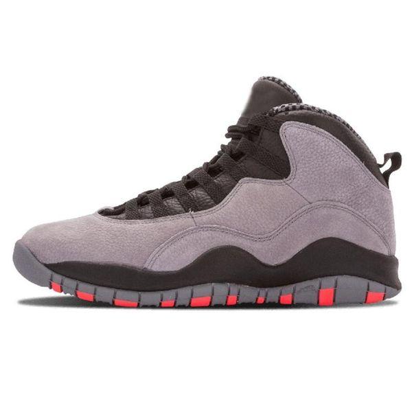 grey red