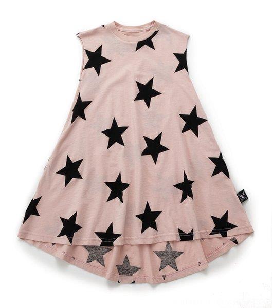 falda 138-estrella (rosa)