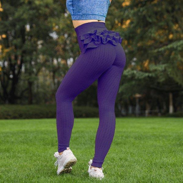 Пушистый Bubble Темно-фиолетовый
